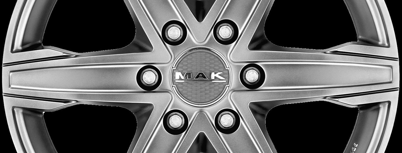 MAK King 6 M Titan Front