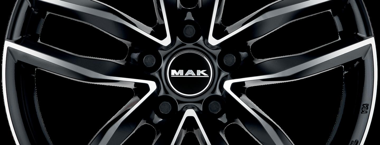 MAK Sarthe Black Mirror Front
