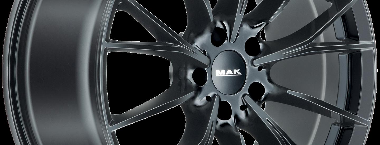 MAK Fabrik D Gloss Black 3 4