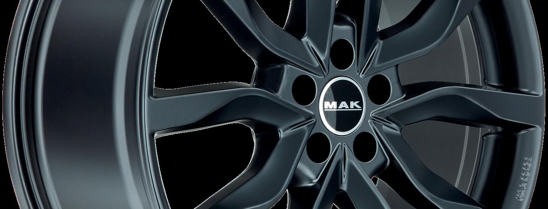 MAK Koln Matt Black 3 4