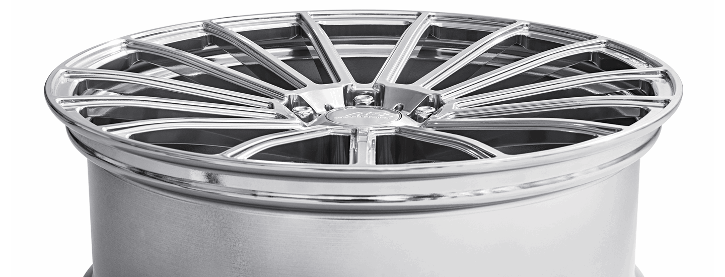 AEZ Steam forged alloy wheel spokes full above
