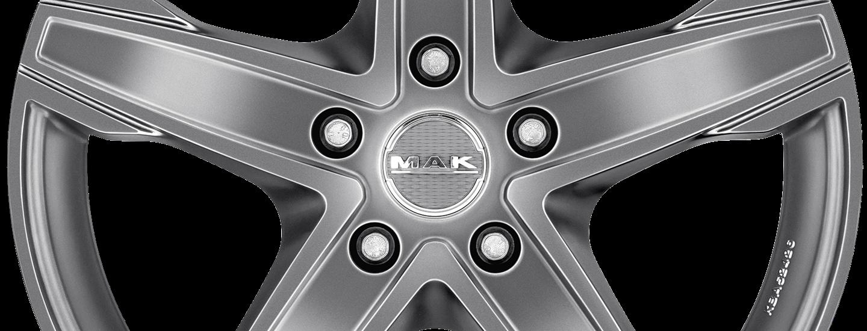 MAK King 5 M Titan Front