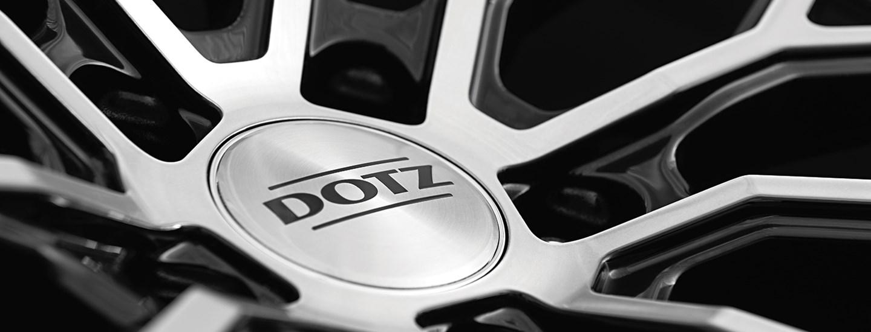 DOTZ Suzuka Dark Detail05