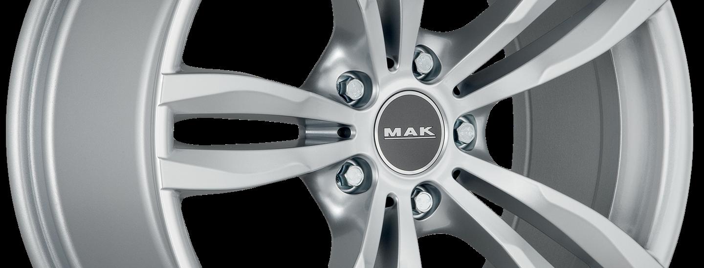 MAK Luft Silver 3 4
