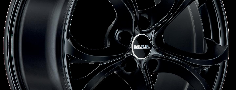 MAK Lario Gloss Black 3 4