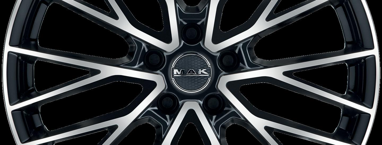 MAK Speciale Black Mirror Front