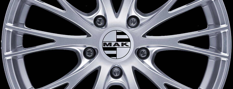 MAK Rennen Silver Front