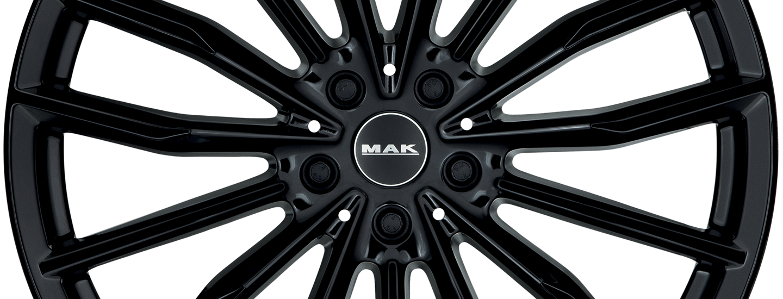 MAK Rapp Gloss Black Front (1)