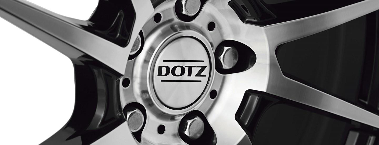 DOTZ Kendo alloy wheel ALCAR
