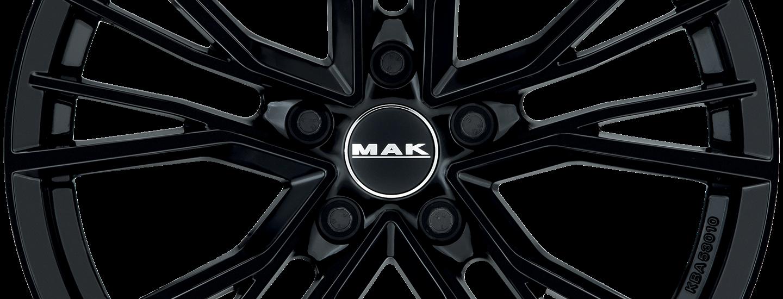 MAK Union Gloss Black Front (1)