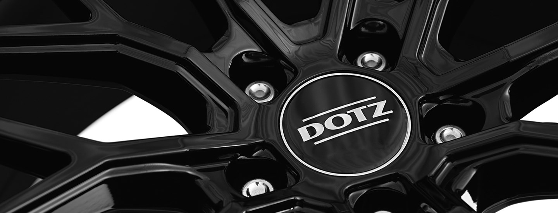 DOTZ Suzuka Black Detail04