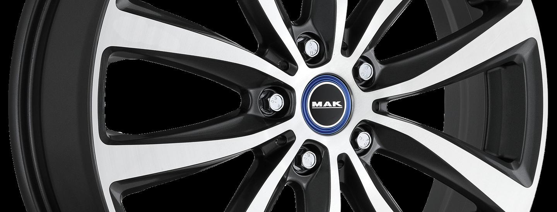 MAK Watt Gun Metallic Mirror 3 4