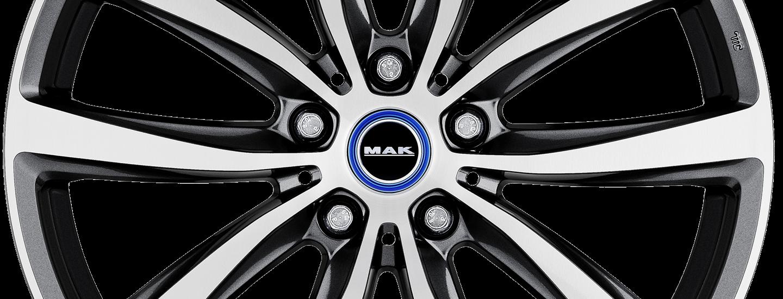 MAK Watt Gun Metallic Mirror Front