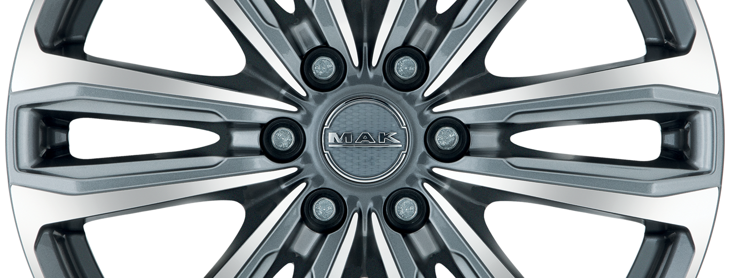 MAK Safari 6 Gun Metallic Front