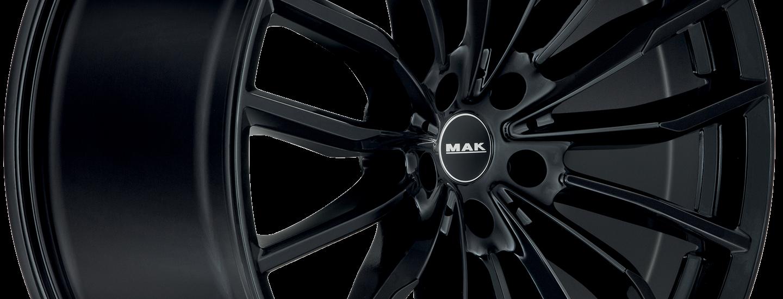 MAK Rapp D Gloss Black 3 4