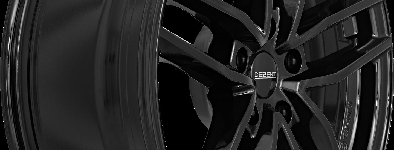 DEZENT TR Black Detail