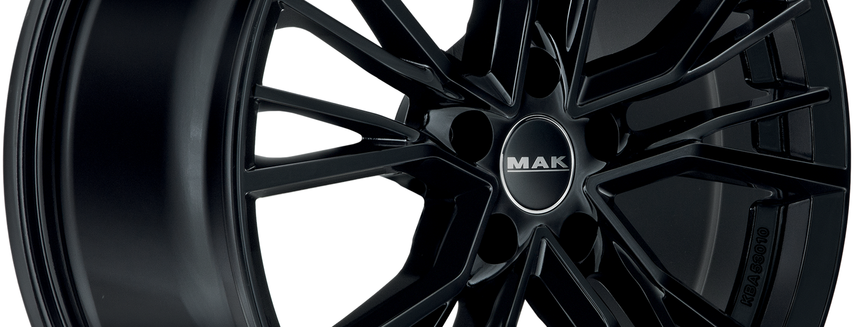 MAK Union Gloss Black 3 4