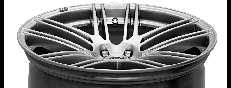 AEZ Cliff high gloss alloy wheel cross-spoke full above