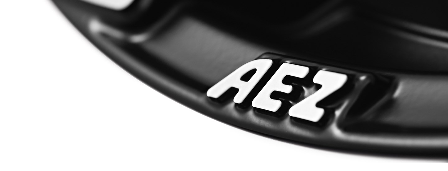 AEZ Reef close up wheel centre black