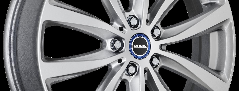 MAK Watt Silver 3 4