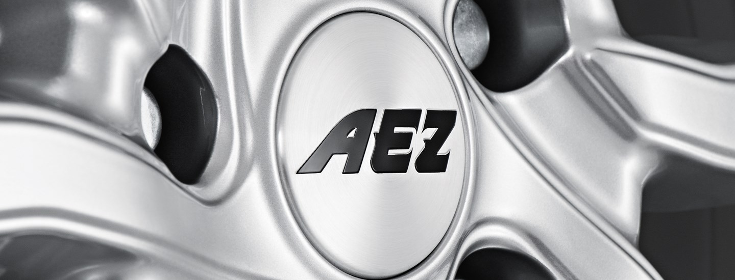 AEZ Reef silver alloy rim movement focus wheel centre