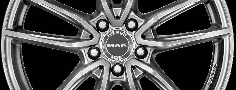 MAK Evo M Titan Front (1)