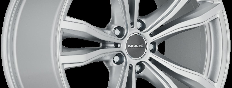 MAK X Mode Silver 3 4