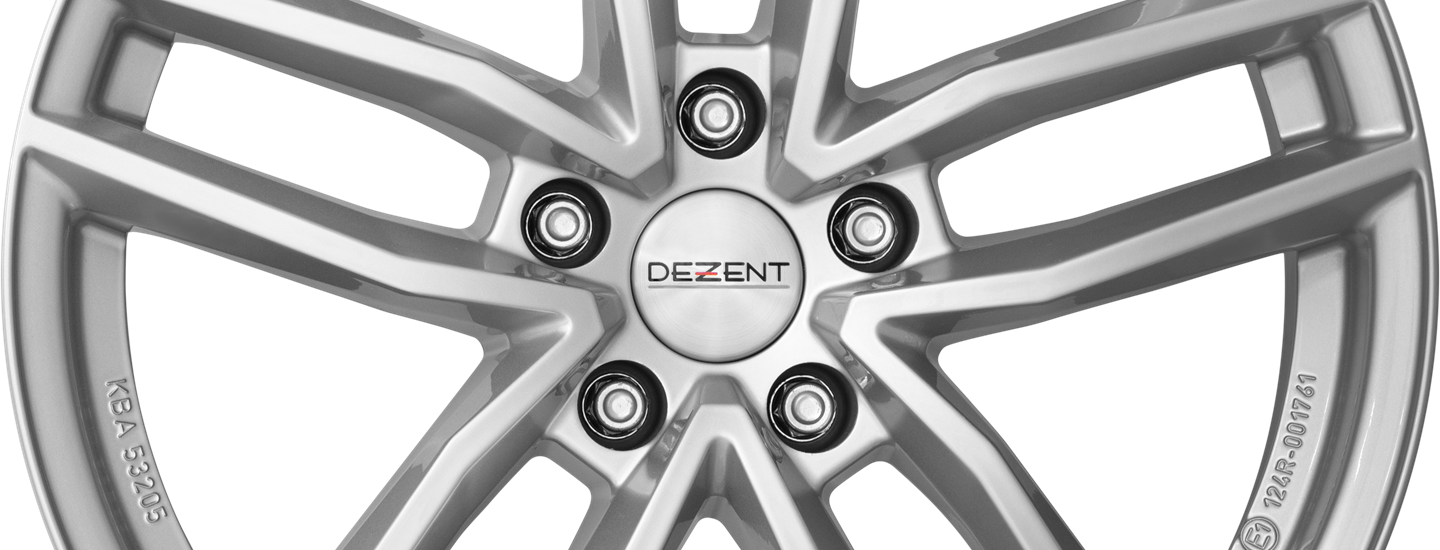 DEZENT TR Silver Frontal