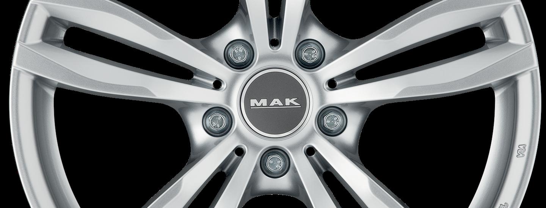 MAK Luft Silver Front