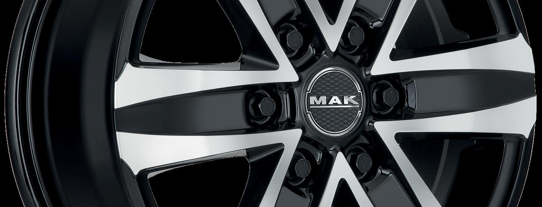 MAK Stone 6 Black Mirror 3 4
