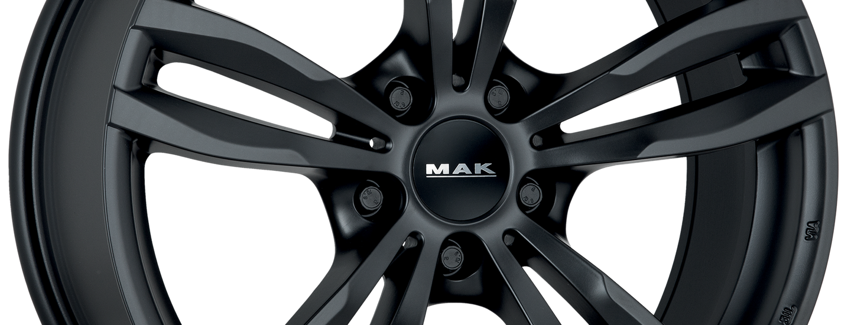 MAK Luft Matt Black Ant