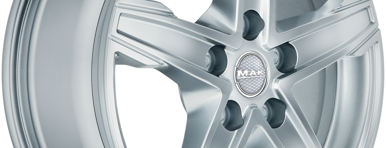 MAK King 5 Silver 3 4